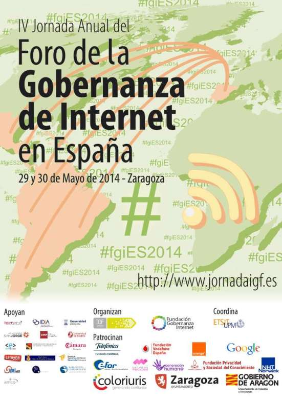 IV Jornada Anual IGF Spain 2014 v2