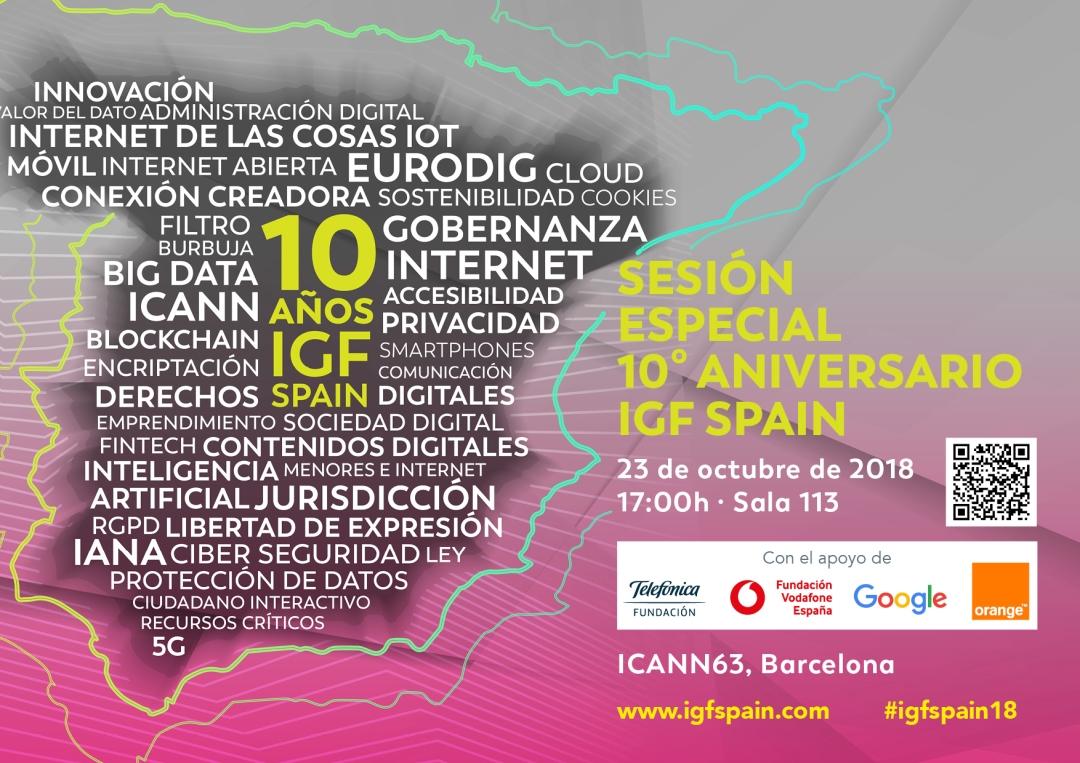 sesion especial IGF